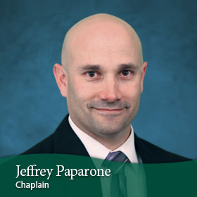 Rev. Jeffrey Paparone